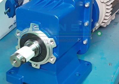 Motorreductor Coaxial
