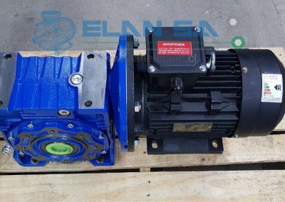 Motorreductor 3HP Rel 7.5